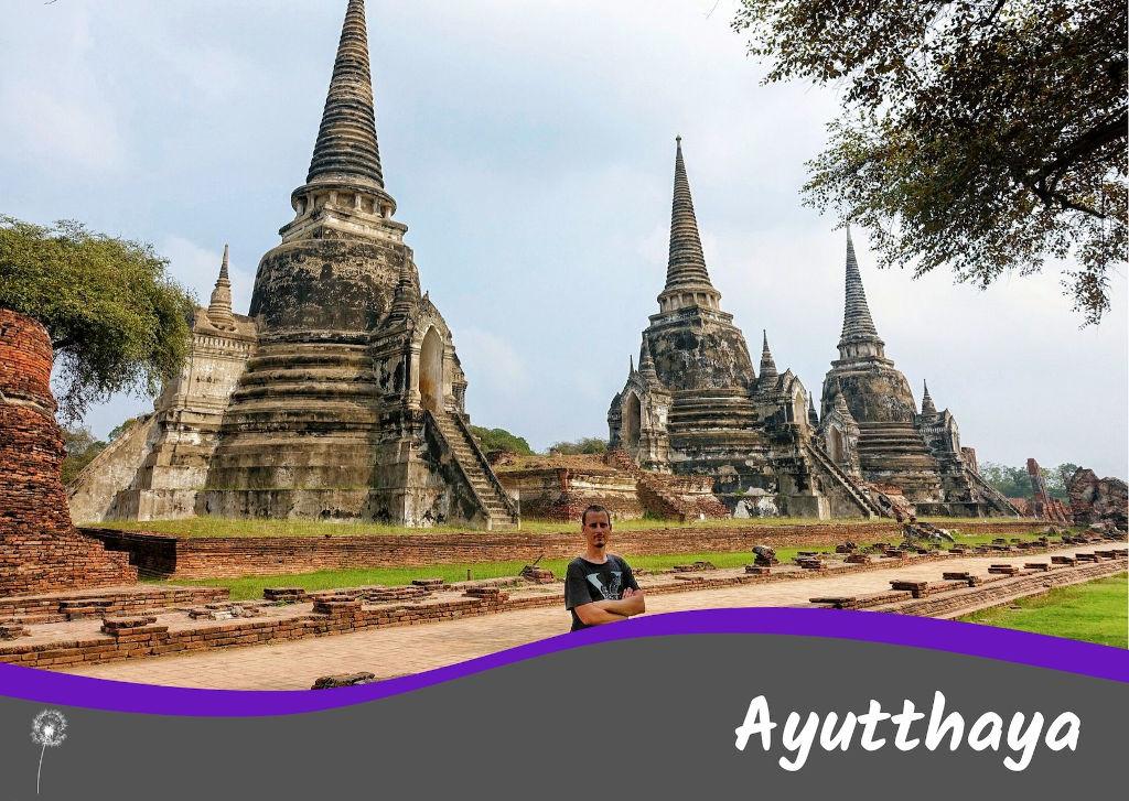 Guía completa de Ayutthaya en Tailandia: cuántos días ir, qué ver, presupuesto, itinerarios, dónde dormir, cómo llegar y mucho más