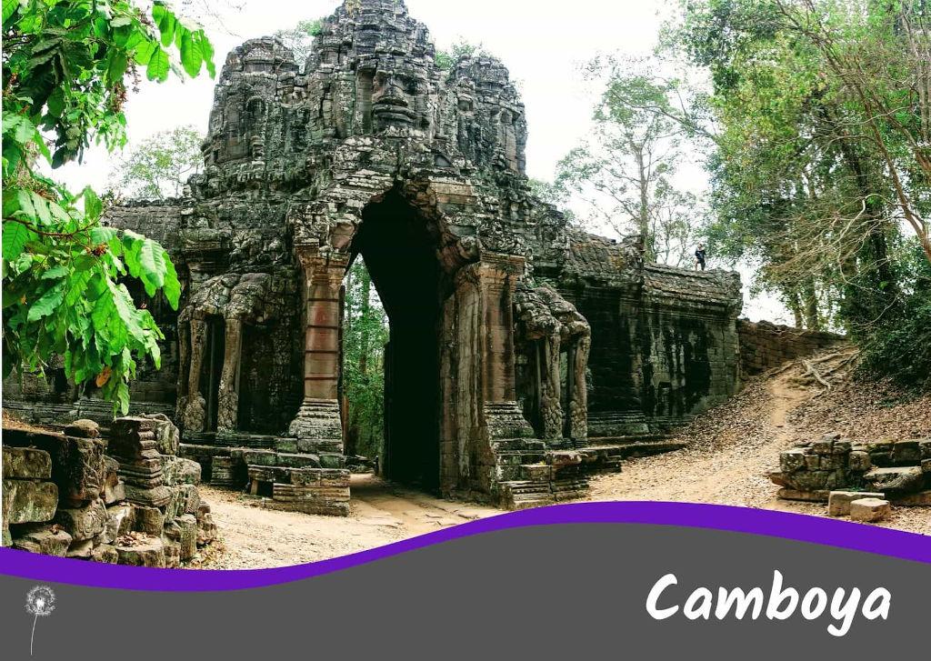 Guía completa de Camboya: cuántos días ir, qué ver, presupuesto, itinerarios, dónde dormir, cómo llegar y mucho más