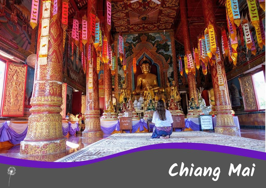 Guía completa de Chiang Mai en Tailandia: cuántos días ir, qué ver, presupuesto, itinerarios, dónde dormir, cómo llegar y mucho más