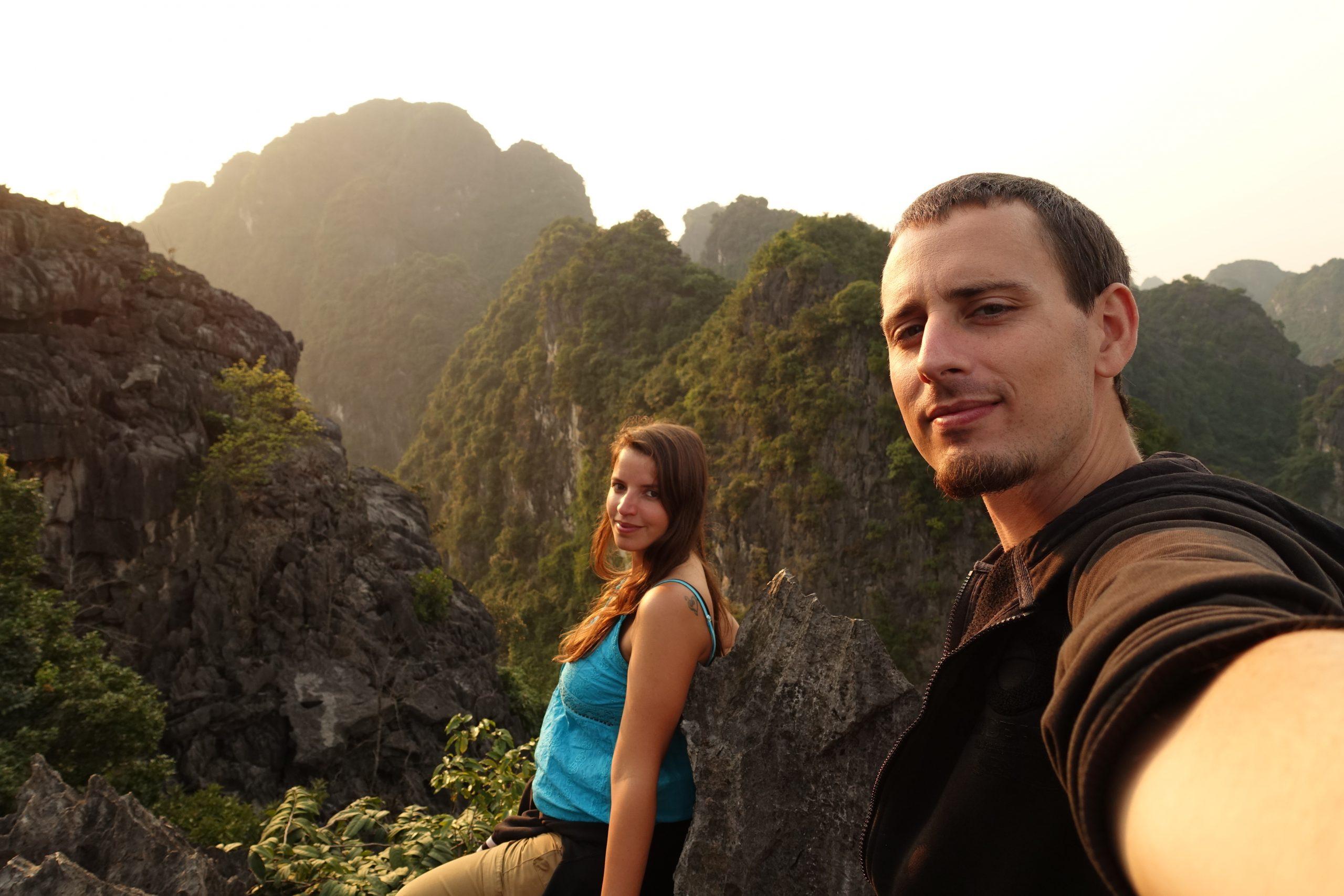 Hola, somos Rocio y Juan de Párate a Vivir