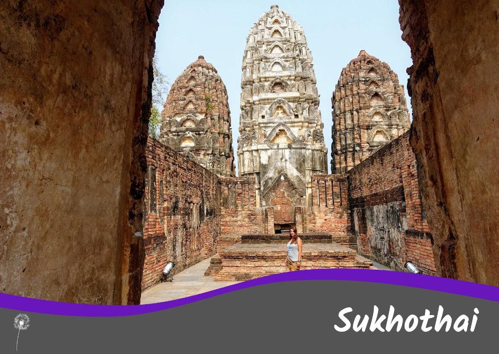 Guía completa de Sukhothai en Tailandia: cuántos días ir, qué ver, presupuesto, itinerarios, dónde dormir, cómo llegar y mucho más
